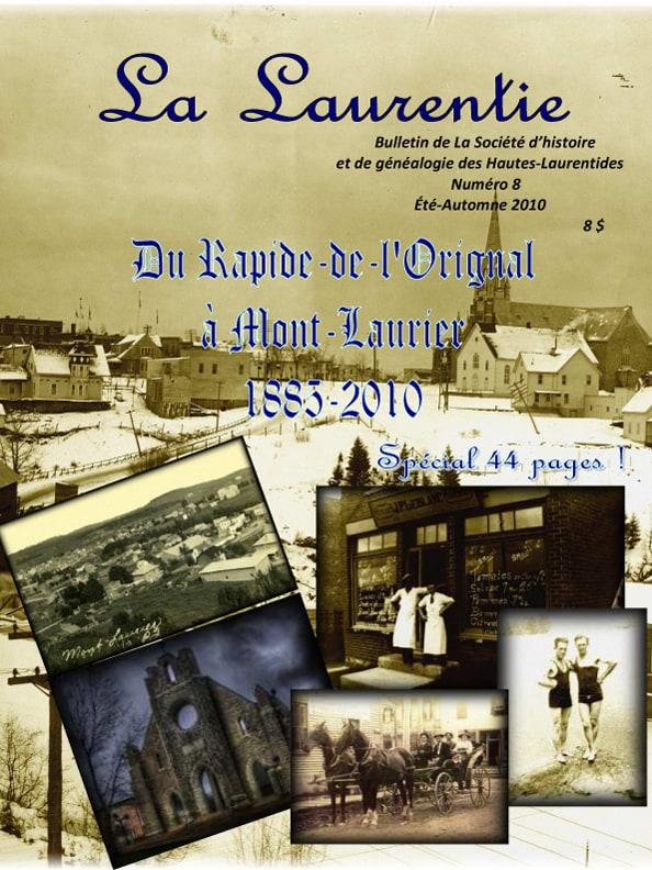La Laurentie numŽro 8